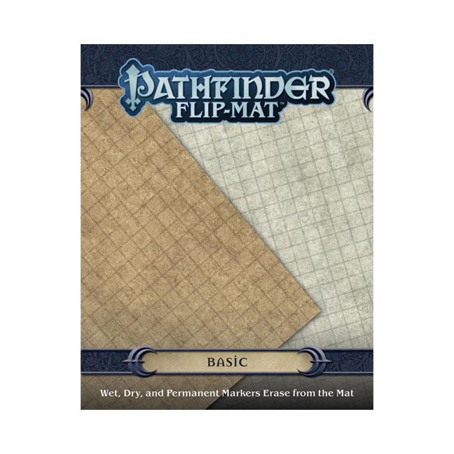 Alfombrilla o tapete para juegos de rol como Pathfinder o Dungeon and Dragons