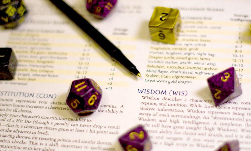 Juegos de rol Dungeons and Dragons guía como empezar a jugar - Todo Cosas Frikis Blog