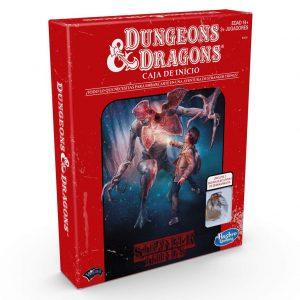Kit del juego de rol Dungeons & Dragons, versión Stranger Things
