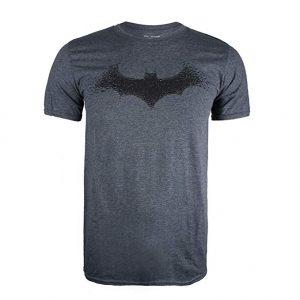 Camiseta DC Comics Batman con Bat Logo de murciélagoas.