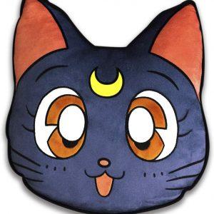 Cojín del gato Luna del anime Sailor Moon