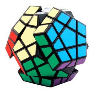 Cubo megaminx colores