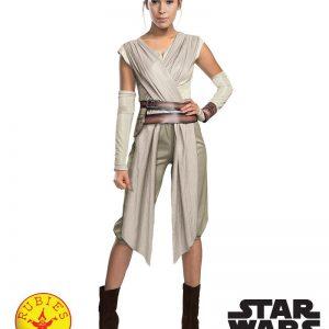 Disfraz de Rey de la saga épica Star Wars para mujer.