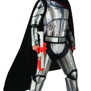 Disfraz para cosplay de adulto Star Wars Ep VII del Capitán Phasma.