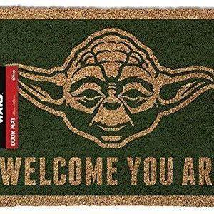 Felpudo regalo friki Star Wars Yoda