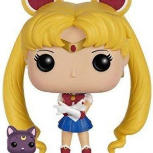 Figura Funko Sailor Moon & Luna