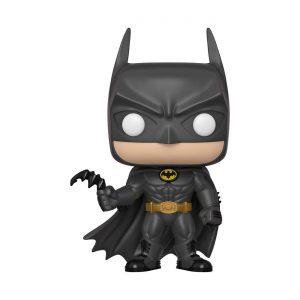 De la colección batman, batman (1989) como figura de vinilo pode funko; la figura mide 9 cm y se envía en una caja ilustrada con ventana; descúbre otras figuras de la colección batman y colecciónalas todas.