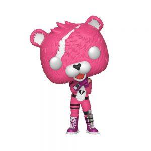 El Cuddle Team Leader Funko POP! Figura de vinilo coleccionable forma parte de la gama de Fornite. Cuddle Team Leader es un nuevo producto del siempre creciente surtido de las figuras de vinilo POP!.