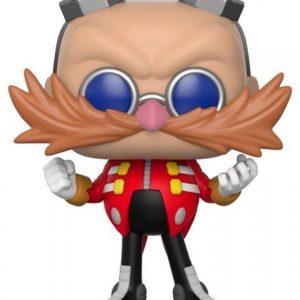 Funko Pop!- Sonic: Dr. Eggman Figura de Vinilo