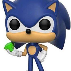 Funko Pop! Sonic: Emerald Figura de Vinilo