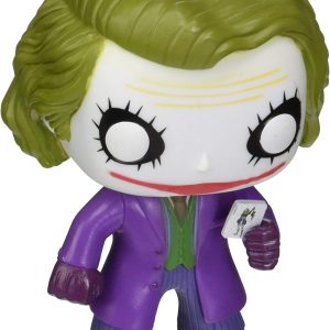 Funko DC cómics Joker Dark Knight