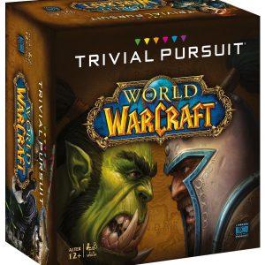 Juego de mesa Trivial Pursuit edición videojuego World of Warcraft