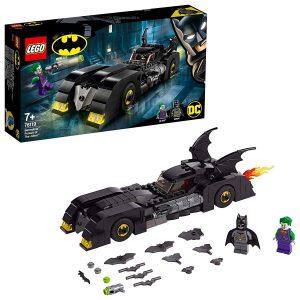 LEGO Super Heroes - Batmobile: La Persecución del Joker Juguete de construcción de Vehículo de Batman