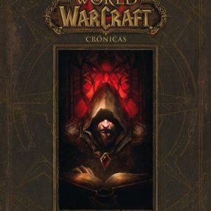 Libro Crónicas 1 del videojuego World of Warcraft