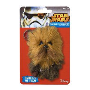 Llavero peluche Chewbacca Star Wars