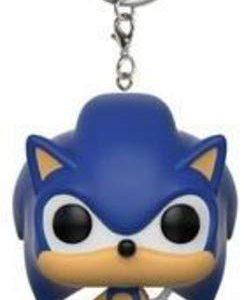 Llavero POP keychain multicolor con el personaje de videojuegos Sega Sonic the Hedgehog