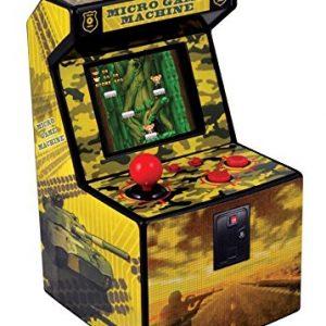 Mini máquina recreativa arcade con 250 juegos de 8 y 16 bits