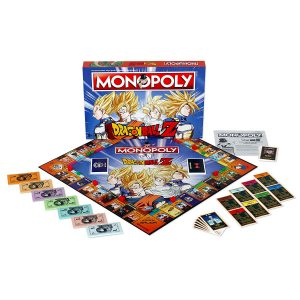 Monopoli friki Dragon Ball Z
