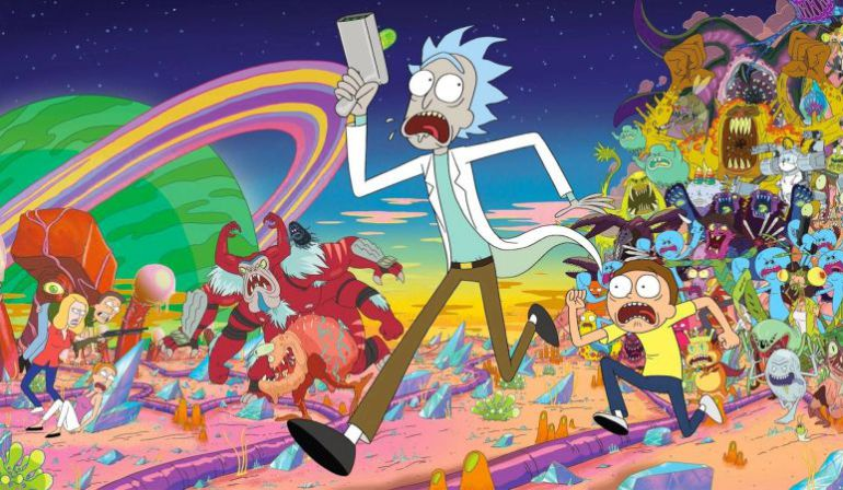 Rick y Morty nueva temporada 4 en 2020