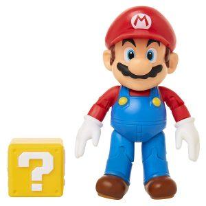 Muñeco de acción articulado Super Mario Bros