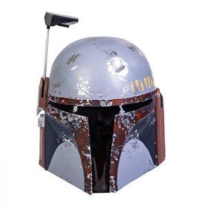 Casco Boba Fett, Star Wars cosplay. Para los amantes frikis de las películas.