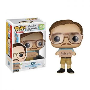 Figura de vinilo Funko POP del personaje Kip de la película friki Napoleon Dynamite