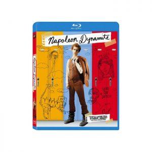 Napoleon-Dynamite-pelicula Bluray friki culto