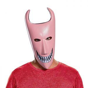 Máscara de la película friki Pesadilla Antes de Navidad.