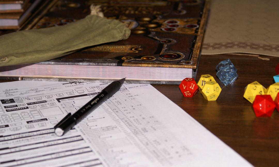 Cómo y donde empezar a jugar a juegos de rol como Dungeon and Dragons