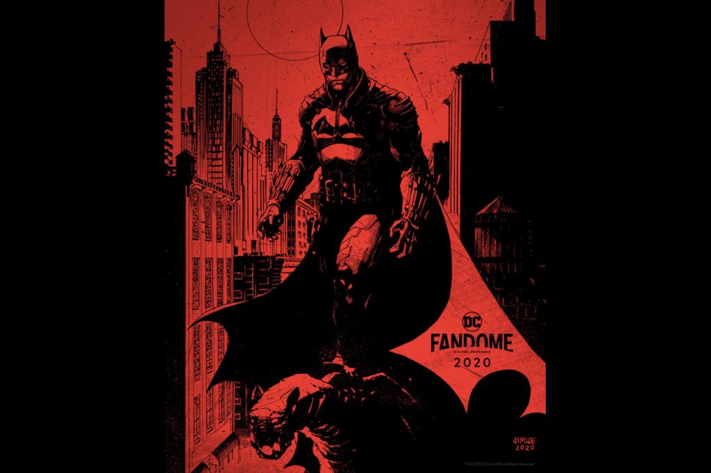 El ilustrador Jim Lee, nos muestra bocetos y concept art acerca de la nueva película The Batman