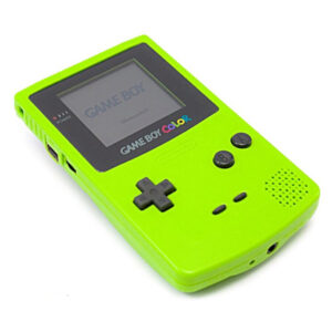 VIdeoconsola friki retro Game Boy Color