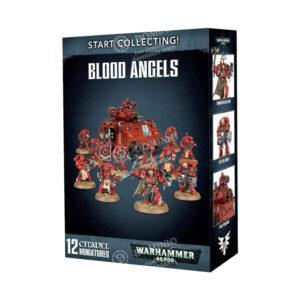 Warhammer 40.000 Start Collecting! Angeles Sangrientos Games Workshop