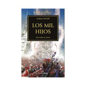 Los Mil Hijos (La Herejía de Horus #12) por Graham McNeill