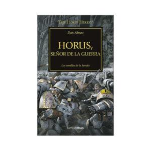 Horus Señor de la Guerra (La Herejía de Horus #1) por Dan Abnett