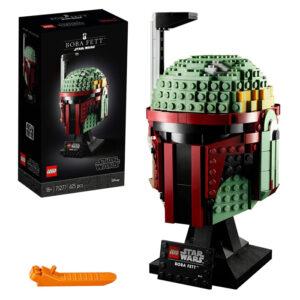 Set de Construcción LEGO Star Wars Casco de Boba Fett